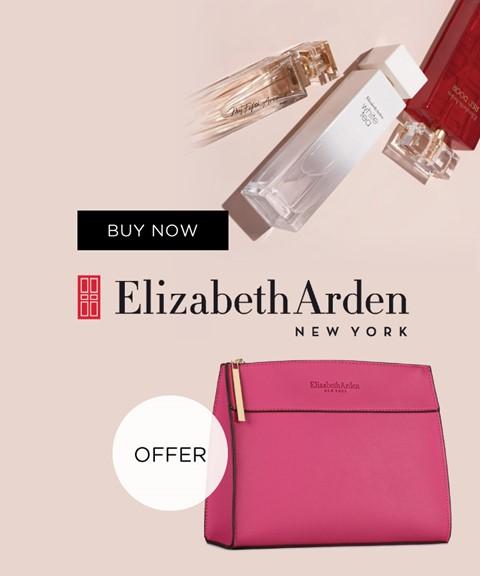 Elizabeth arden   offer pouch