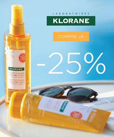 Klorane | -25% | smells like summer
