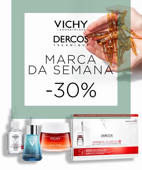 Vichy e dercos | -30%