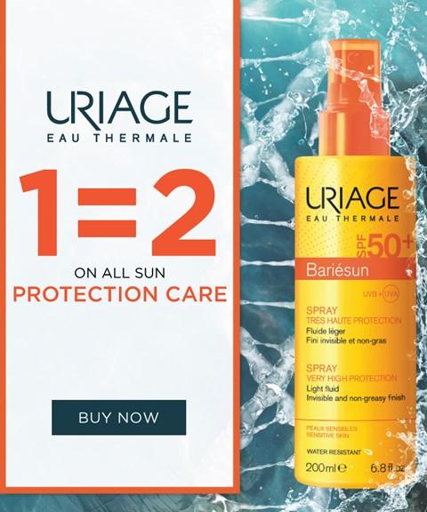 Uriage | 1=2 | sun protection