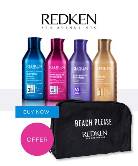 Redken | offer pouch