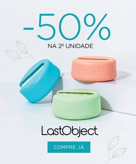 Lastswab | -50% na 2ª unidade