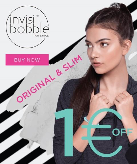 Invisibobble | -1€ | original & slim