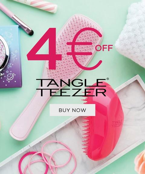 Tangle teezer | -4€ | original & wet