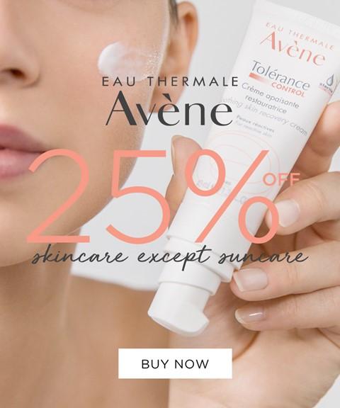 Avene | 25% off | face