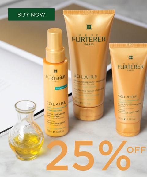 Rene furterer | 25% off | suncare