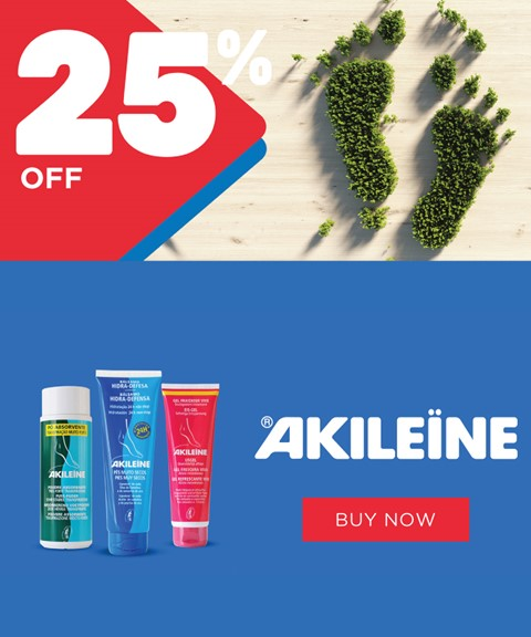 Akileïne | 25% off