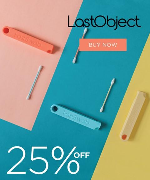 Lastswab   25% off
