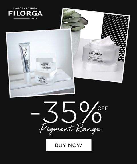 Filorga   35% off   pigment