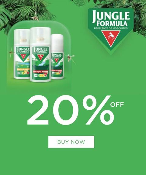 Jungle formula   20% off