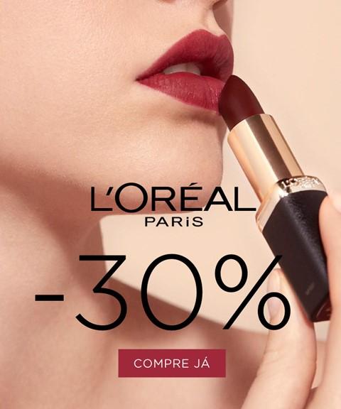 L'oreal paris | -30% | makeup
