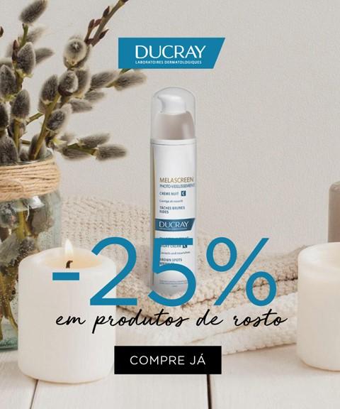 Ducray | -25% | rosto