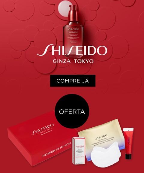 Shiseido | oferta | experience box