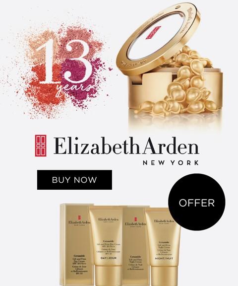 Elizabeth arden | offer | ceramide