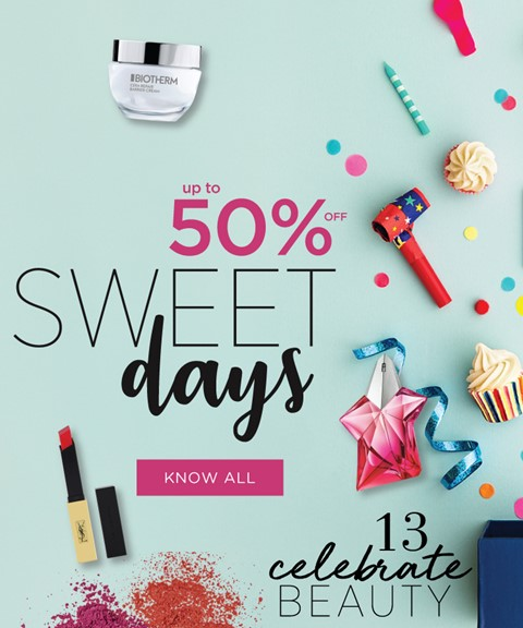 Sweetdays | up to 50% off