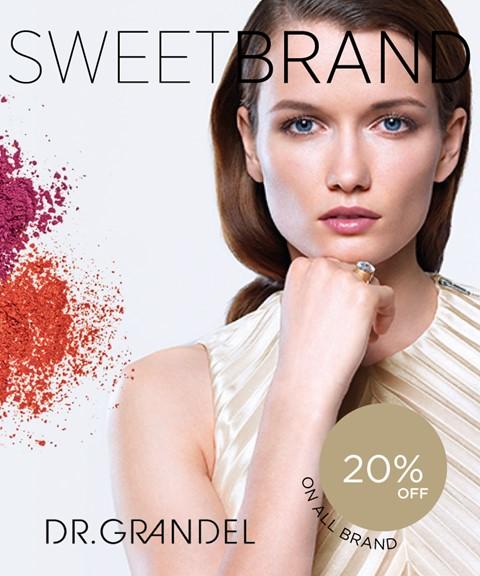 Dr. grandel | 20% off | sweetbarnd