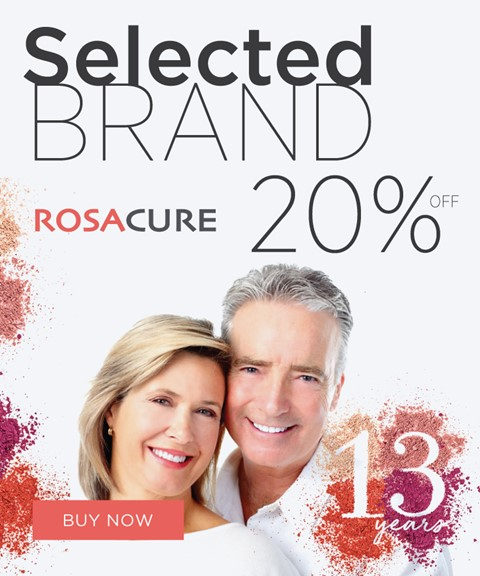Rosacure | 20% off