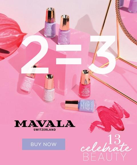Mavala | 2=3
