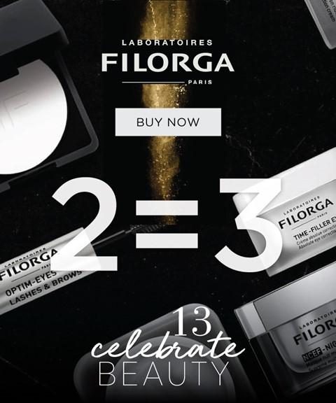 Filorga  | 2=3 |all brand