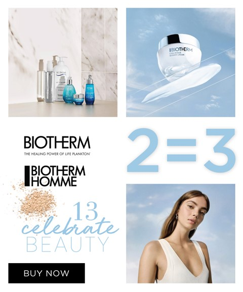 Biotherm & biotherm homme | 2=3