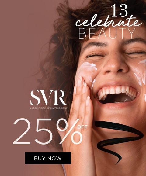 Svr | 25% off