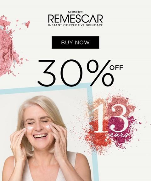 Remescar | 30% off