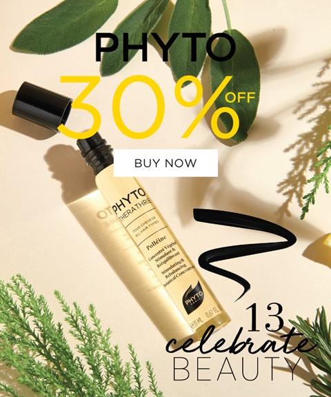 Phyto | 30% off | hair loss