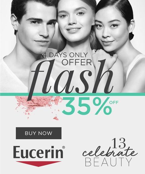 Eucerin  | 35% off | dermopure